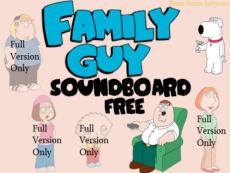 Family Guy SounBoard