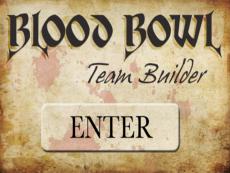 Blood Bowl Team Builder