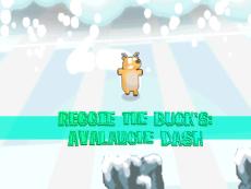 Reggie the Buck's avalanche DASH