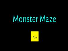 DenseG_MonsterMaze