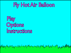 Fly Hot Air Balloon