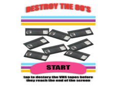 DESTROY THE 80'S