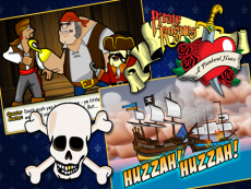 Pirate Rogues: A Plundered Heart