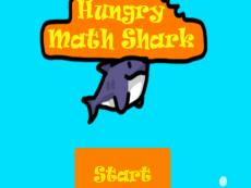 Hungry Math Shark