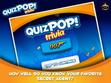 QuizPop! 007 Edition