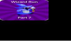 Michael's Wizard Run