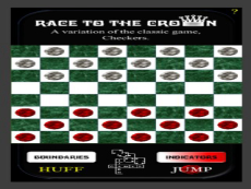 RACE to the Crown, Checkers(Beta)