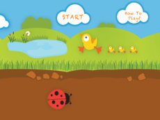 [Fancy the Lady Bug ABC Dash]