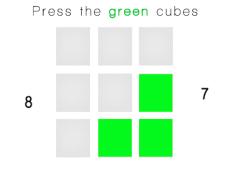 9 Cubes