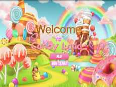 Candy Land Fight