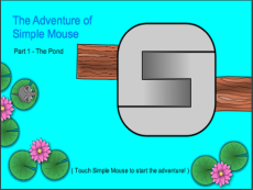 The Adventure of Simple Mouse