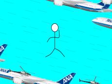 Airplane Bounce
