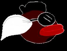 Nappy Bird