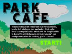 Park Cafe Game