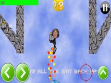 Pie Die Pewdie MLG Pewdiepie platform game