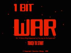1Bit War