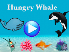 hungry whale game