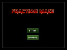 Fraction Maze