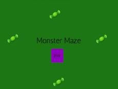 Monster Maze Berj
