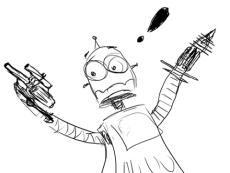 I, Killbot