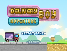 Delivery Boy Adventure