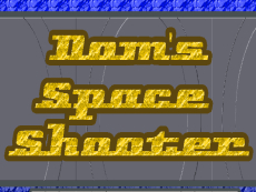 Dom's space shooter