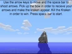 Minecraft Kraken Conqueror