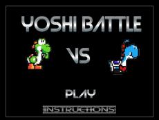 RSF yoshi battle