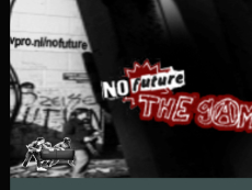 NO FUTURE THE GAME (krakers rellen)