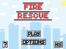 Fire Rescue (Arcade Version)