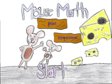 mouse math game