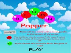 Bloon Popper