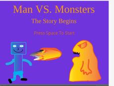 Man Vs. Monsters I