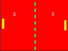 FKC'S Pong Game