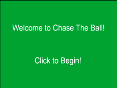 Chase The Ball