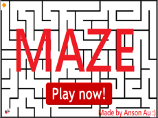 My Maze Game