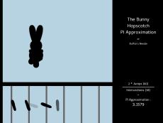 Pi Day Bunny