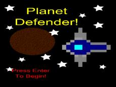 Planet Defender!