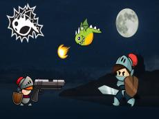 Knight Night Gun