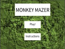 Monkey Maze Runner