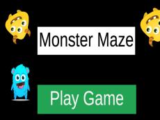 Cedillo Monster Maze