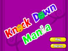 Knock Down Mania