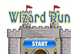 Aldo Garcia Wizard run