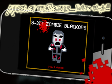 8 bit Zombie Deadops