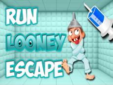 Run Looney Escape - Don't let the nurses catch you!