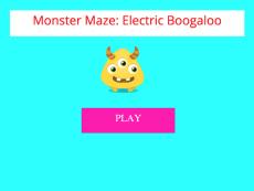 D. Tynes Monster Maze
