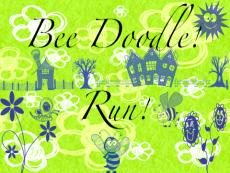 Bee Doodle! Run!