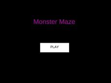 kgleason Monster Maze