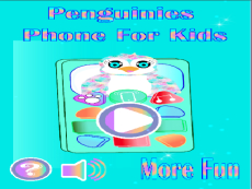 The Penguinies Phone For Kids
