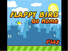 Flappy Bird Go Home!